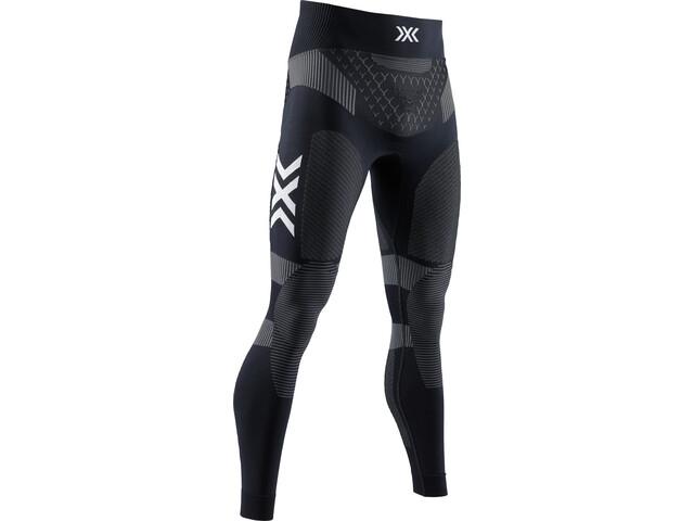 X-Bionic Twyce 4.0 Pantalones Running Hombre, black/charcoal